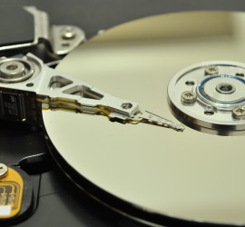 How to recover data from a crashed external hard drive